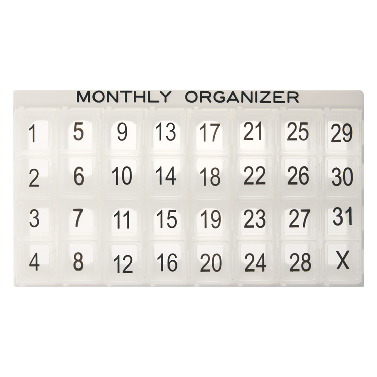 image relating to Monthly Organizer identified as Regular monthly Organizer Course of action CMP-129