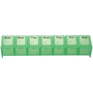 Small Weekly Pill Box | AP-255